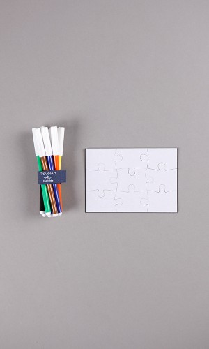 Puzzle kit