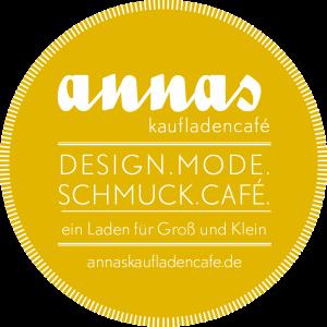 Logo annas kaufladencafe